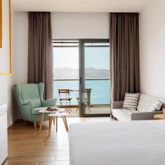 Epirus Hotel Саранда комната для гостей