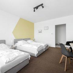 Отель Chesscom Венгрия, Будапешт - 10 отзывов об отеле, цены и фото номеров - забронировать отель Chesscom онлайн комната для гостей фото 3