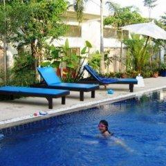 Отель Phuket Garden Home детские мероприятия