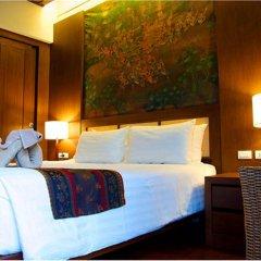 Отель Pilanta Spa Resort Таиланд, Ланта - отзывы, цены и фото номеров - забронировать отель Pilanta Spa Resort онлайн комната для гостей фото 4