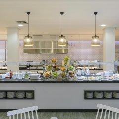 Отель Ambar Beach Испания, Эскинсо - отзывы, цены и фото номеров - забронировать отель Ambar Beach онлайн питание фото 3