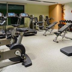 Отель Park Avenue Rochester фитнесс-зал фото 2