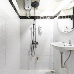 Отель Chingcha Bangkok Бангкок ванная