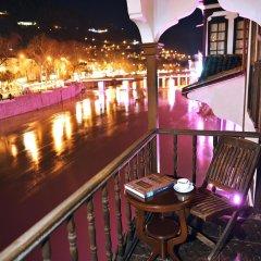 Uluhan Hotel Турция, Амасья - отзывы, цены и фото номеров - забронировать отель Uluhan Hotel онлайн балкон