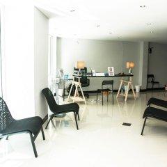 Отель Nida Rooms Silom 19 Orchid Residence At The Mix Silom Бангкок помещение для мероприятий