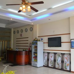 Huong Bien Hotel Halong интерьер отеля