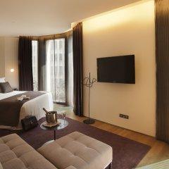 Отель Ohla Barcelona Испания, Барселона - 2 отзыва об отеле, цены и фото номеров - забронировать отель Ohla Barcelona онлайн комната для гостей фото 5