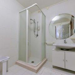 Отель Valle Di Venere Италия, Фоссачезия - отзывы, цены и фото номеров - забронировать отель Valle Di Venere онлайн ванная фото 2