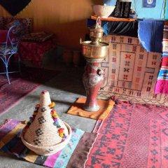Отель Гостевой дом La Vallée des Dunes Марокко, Мерзуга - отзывы, цены и фото номеров - забронировать отель Гостевой дом La Vallée des Dunes онлайн интерьер отеля фото 3