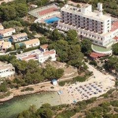 Отель Globales Cala'n Blanes Кала-эн-Бланес бассейн