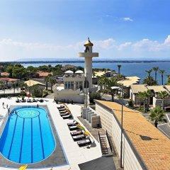Grand Hotel Minareto бассейн