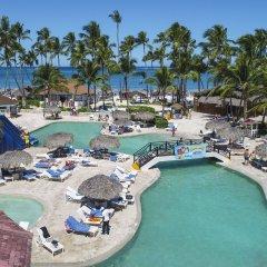Отель Be Live Collection Punta Cana - All Inclusive Доминикана, Пунта Кана - 3 отзыва об отеле, цены и фото номеров - забронировать отель Be Live Collection Punta Cana - All Inclusive онлайн бассейн фото 3