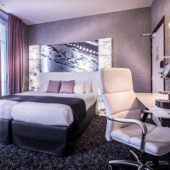 Отель Marais Grands Boulevards Париж комната для гостей фото 5