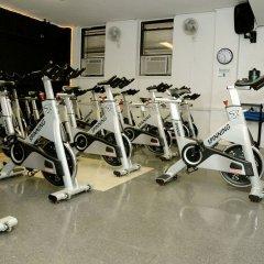 Отель Harlem YMCA США, Нью-Йорк - 2 отзыва об отеле, цены и фото номеров - забронировать отель Harlem YMCA онлайн фитнесс-зал фото 4