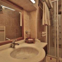 Selcuklu Evi Cave Hotel - Special Class Турция, Ургуп - отзывы, цены и фото номеров - забронировать отель Selcuklu Evi Cave Hotel - Special Class онлайн ванная