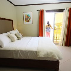 Отель Luxury Hotel & Apts Гайана, Джорджтаун - отзывы, цены и фото номеров - забронировать отель Luxury Hotel & Apts онлайн комната для гостей фото 2
