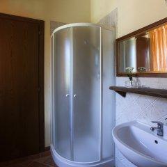 Отель Allegro Agriturismo Argiano Ареццо ванная