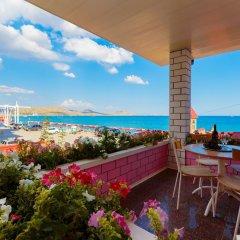 Гостиница Белый Грифон балкон