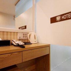 Hotel Myeongdong Сеул удобства в номере фото 2