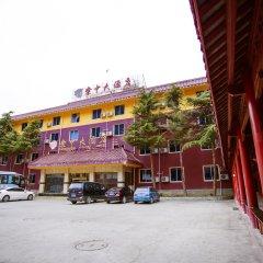 Jiuzhaigou Tang Zhong Hotel парковка
