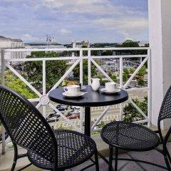 Отель Phoenix Park Hotel США, Вашингтон - отзывы, цены и фото номеров - забронировать отель Phoenix Park Hotel онлайн балкон