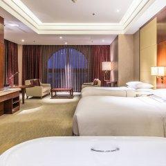 Jixian Marriott Hotel комната для гостей
