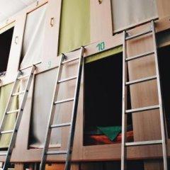 Clever Hostel Зеленогорск сейф в номере