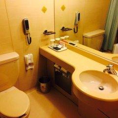 Отель Capital Itaewon Сеул ванная
