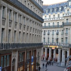 Hotel Indigo Paris Opera Париж балкон