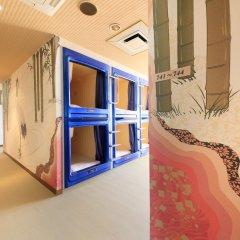 Отель Capsule and Sauna Oriental Япония, Токио - отзывы, цены и фото номеров - забронировать отель Capsule and Sauna Oriental онлайн детские мероприятия