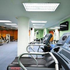Отель Novotel Phuket Resort фитнесс-зал фото 4