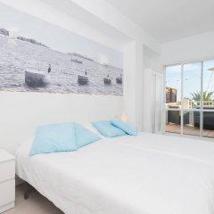 Отель Vista Alegre Hostal Кастро-Урдиалес комната для гостей фото 3
