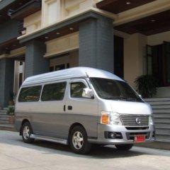 Отель Mike Garden Resort городской автобус