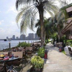 Отель Sofitel Cairo Nile El Gezirah пляж фото 2
