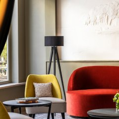 Отель Hôtel des ducs de Bourgogne Париж в номере