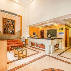 Отель FabHotel Metro Manor Central Station интерьер отеля фото 2
