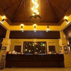 Отель Crown Lanta Resort & Spa Ланта интерьер отеля фото 2