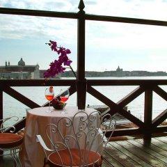 Отель PAGANELLI Венеция балкон