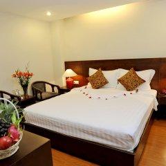 Hanoi Golden Hotel комната для гостей