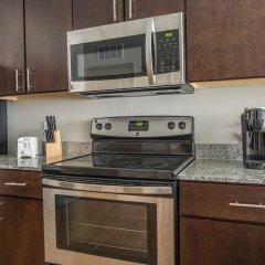 Отель Convenient Apartments Near The Commons США, Колумбус - отзывы, цены и фото номеров - забронировать отель Convenient Apartments Near The Commons онлайн в номере фото 3