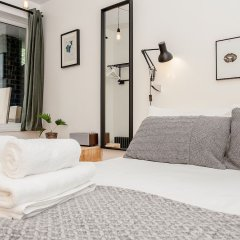 Отель Modern Central 1-bed In Clerkenwell - Sleeps 4! Лондон комната для гостей фото 2