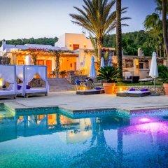 Отель Villas Can Lluc бассейн фото 2