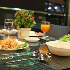 Отель Pakdee Bed And Breakfast Бангкок питание фото 2
