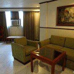 Отель Garden Plaza Hotel Филиппины, Манила - отзывы, цены и фото номеров - забронировать отель Garden Plaza Hotel онлайн комната для гостей фото 2