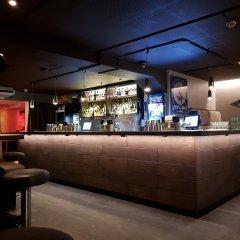 Отель Basic Bergen Берген гостиничный бар