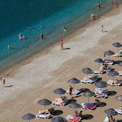 Idas Club Hotel - All Inclusive пляж