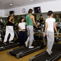 Отель Byotell Istanbul фитнесс-зал