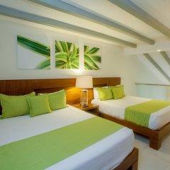 Отель Vista Sol Punta Cana Beach Resort & Spa - All Inclusive Доминикана, Пунта Кана - 1 отзыв об отеле, цены и фото номеров - забронировать отель Vista Sol Punta Cana Beach Resort & Spa - All Inclusive онлайн комната для гостей фото 3