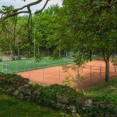 Отель Borgo San Luigi Строве спортивное сооружение