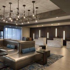 Отель Embassy Suites Columbus Колумбус интерьер отеля